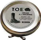 Cirage - Noir - 100ml - TOE CONCEPT