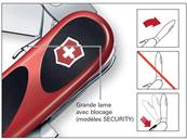 Couteau - EVOGRIP SECURITY 101 - VICTORINOX