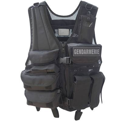 Gilet - Intervention - PATROL EQUIPEMENT